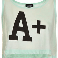 A+ Burnout Vest - Jersey Tops  - Clothing