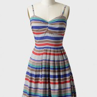 Bria Striped Dress By BB Dakota at ShopRuche.com