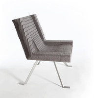 Relief Chair - Felt Lounge Chair