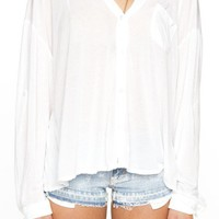 Brandy ♥ Melville |  Estelle top - Clothing