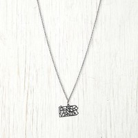 Free People American State Necklace