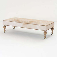 Anthropologie - Bench Ottoman