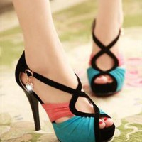 Romina Heel Shoes