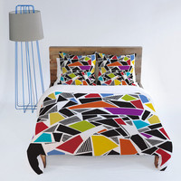 DENY Designs Home Accessories | Karen Harris Mosaics Carnivale Duvet Cover