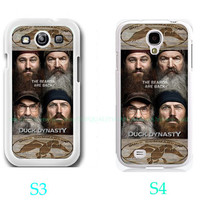 Duck Dynasty -Samsung Galaxy S3 ,Samsung Galaxy S4 ,you can choose S3 or S4-includes screen protector and cleaning cloth
