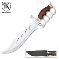BudK Hungry Hank Bowie Knife