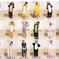 Anime Charactor Kigurumi Pajamas Cosplay Costume unisex Adult Onesuit Dress Pokemon Pikachu:Amazon:Toys & Games