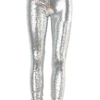 sass & bide |  OPPOSING FORCES - silver | pants | sass & bide