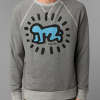 Junk Food Keith Haring Baby Fleece Sweatshirt