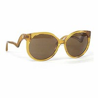 House of Harlow 1960 Robyn Sunglasses in Mustard