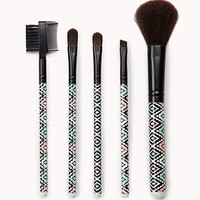 Southwestern Cosmetic Brush Set