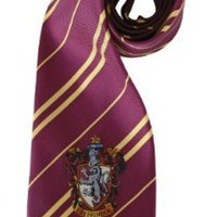 Harry Potter Gryffindor Deluxe Tie:Amazon:Clothing