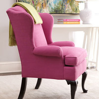 Key City Furniture Sally Wing Chair