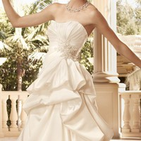 Casablanca Bridal 2111 Dress - MissesDressy.com