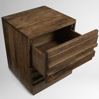 Stria Nightstand