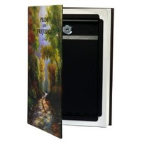 BARSKA Hidden Real Book Gun Safe:Amazon:Sports & Outdoors