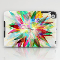 Colorful 6 iPad Case by Mareike Böhmer