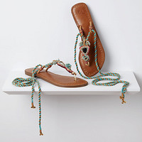 Embroidered Nilkantha Sandals