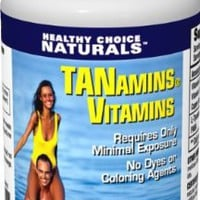 Tanamins Tanning Vitamin-Get a Darker Tan in Half the Time Without Messy Designer Lotions or Expensive Tanning Beds/ 60 Count:Amazon:Health & Personal Care