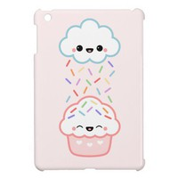 Cute Spinkles Cupcake iPad Mini Case from Zazzle.com