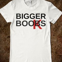 BIGGER BOOKS