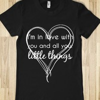 Little Things - Forever WIld - Skreened T-shirts, Organic Shirts, Hoodies, Kids Tees, Baby One-Pieces and Tote Bags