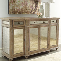 Dalton Mirrored Console