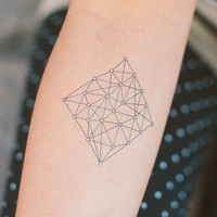 Tattly™ Designy Temporary Tattoos — Nodes
