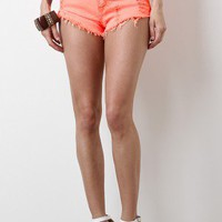 Living In Colors High Waisted Shorts