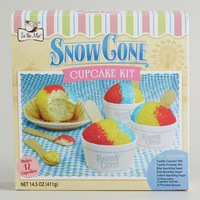 Snow Cone Cupcake Mix | World Market