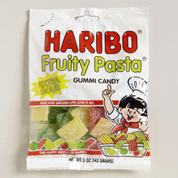 Haribo Sour Gummi Fruit Pasta | World Market