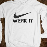 Werk it  - Forever Wild - Skreened T-shirts, Organic Shirts, Hoodies, Kids Tees, Baby One-Pieces and Tote Bags