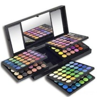 Amazon.com: MAC 180 Color Makeup Palette Cosmetics Multicolor Professional Eye Shadow Tray: Beauty