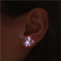 Light Up Crystal Earrings