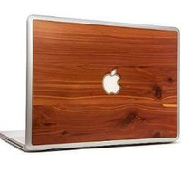 Karvt Wooden MacBook Skins by KARVT for KARVT - Free Shipping