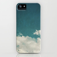 clouds 025 iPhone & iPod Case by Violet D'Art