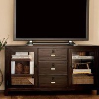 Rhys Media Console | Pottery Barn