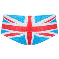 Aztec Union Jack Cheeky - Lingerie & Sleepwear - Clothing - Topshop USA