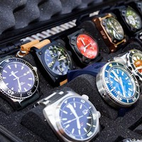 The Ultimate Watch Case | The Gadget Flow
