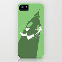 Peter Pan iPhone & iPod Case by MargaHG