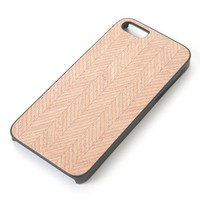 Artisan iPhone 5 Wood Case - Napa