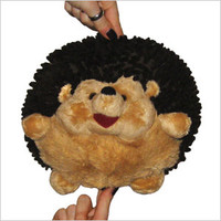 Mini Squishable Hedgehog: An Adorable Fuzzy Plush to Snurfle and Squeeze!