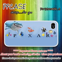 Nemo and Friends Pixar : Case For Iphone 4/4s ,5 / Samsung S2,3,4