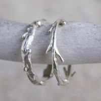 Silver Ring - Twig Ring | UsTrendy