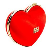 Love Moschino Heart Clutch Bag at asos.com