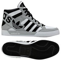 adidas Hard Court Hi Big Logo Shoes | Shop Adidas