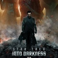 "Amazon.com: Star Trek: Into Darkness - Movie Poster (Regular Style) (Size: 24"" x 36""): Kitchen & Dining"