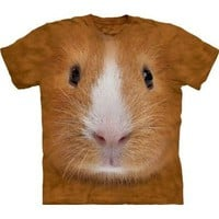 Guinea Pig Face The Mountain Tee Shirt Child S-XL Adult S-XXX