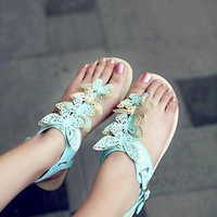 Fly Flat  Sandals  from sniksa