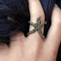 Starfish Ring from R-R